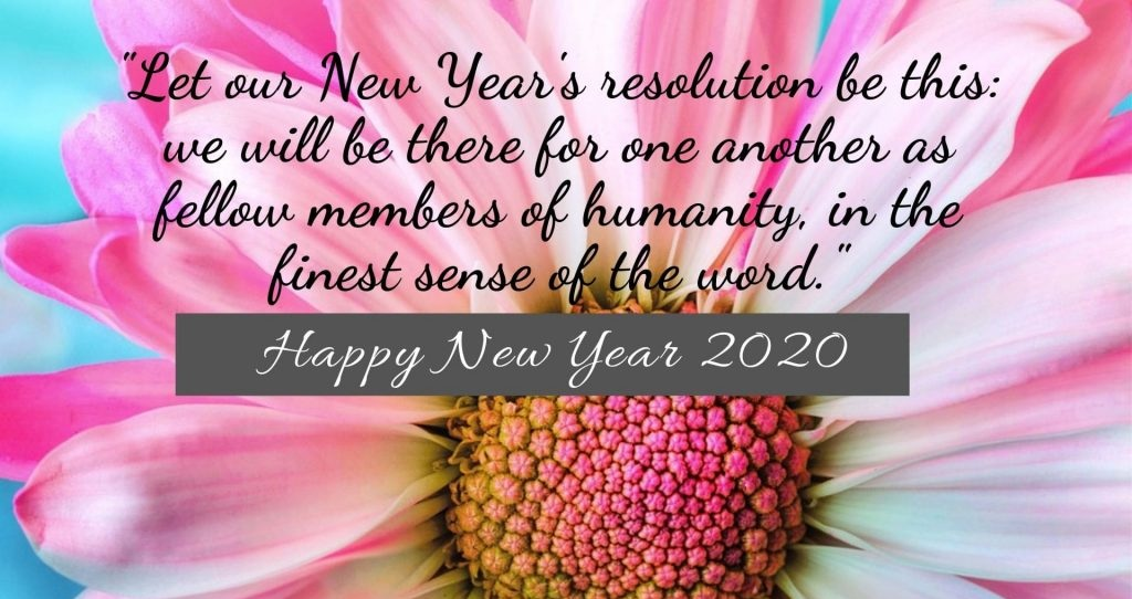 2020 Resolutions Quotes