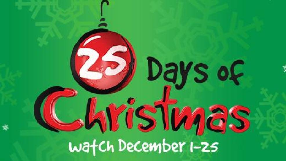 25 December Christmas Day