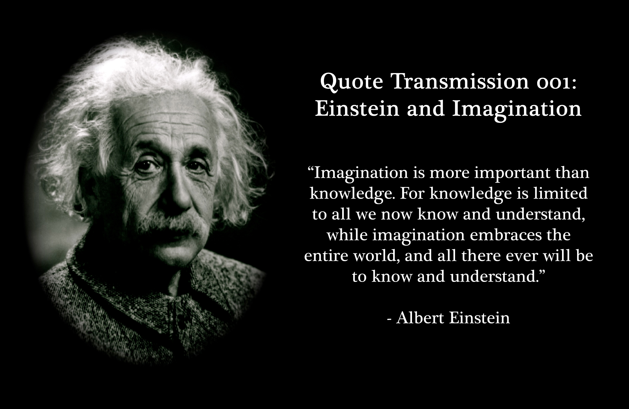12 Best Albert Einstein Quotes about Imagination