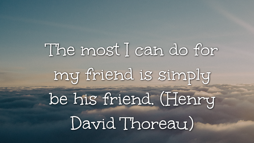 Amazing Quotes about Your Friends