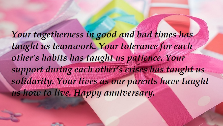 anniversary wishes for parents  vitalcute