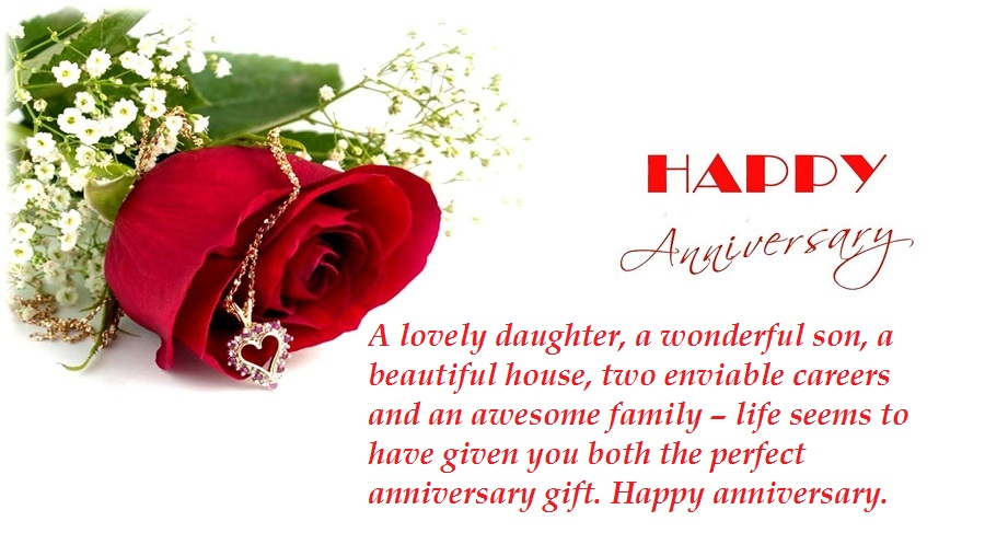 anniversary wishes for parents from son  vitalcute