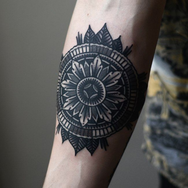 Cool Arm Tattoo Style
