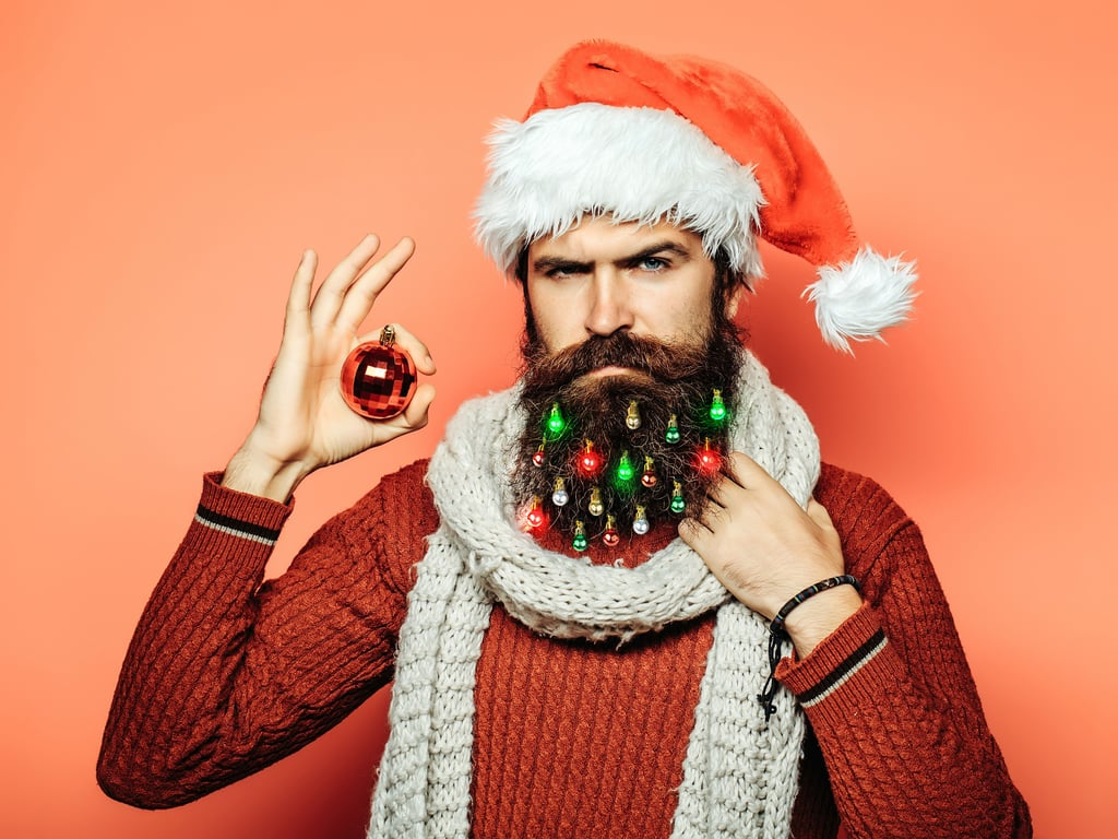 Attractive Beard Lights Design