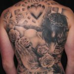 17 Beautiful Back Tattoo Design