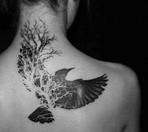 20 Beautiful Bird Tattoo Design