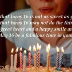 Best 16th Birthday Wishes For Friends