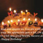 Best Birthday Message For Boss