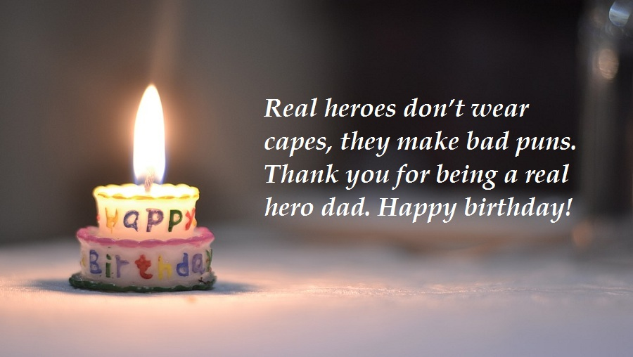 20 Best Birthday Messages For Father