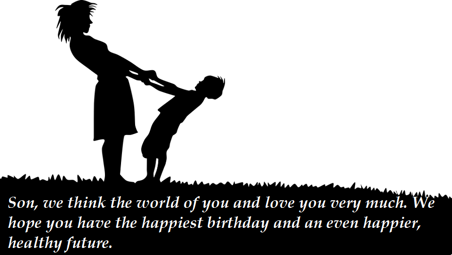 Best Birthday Messages For Son