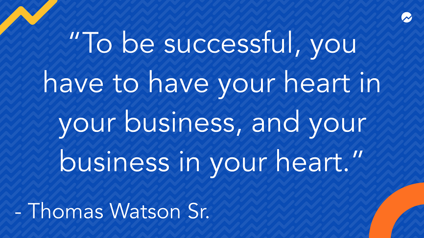 14 Top Business Success Quotes