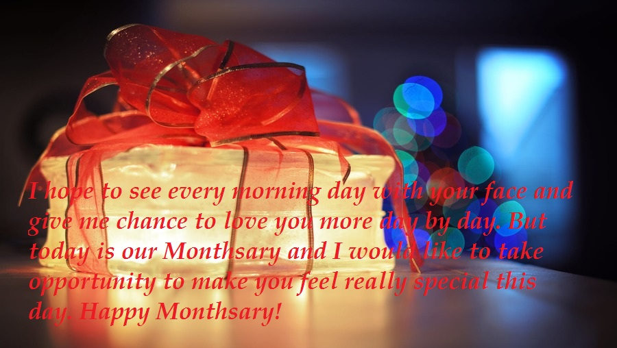 Best Monthsary Message For Her