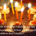 15 Best Self Birthday Wishes