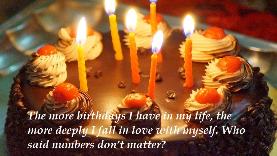 15 Best Self Birthday Wishes
