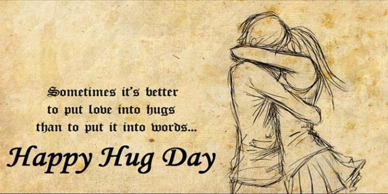 15 Best Short Hug Day Quotes