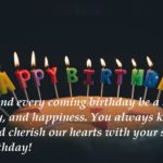 Birthday Daughter Wishes From Parent