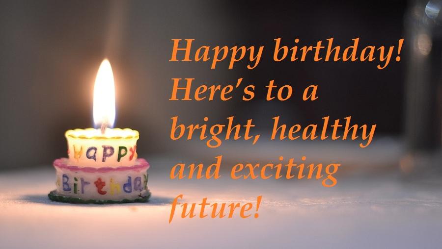Top 20 Birthday Greetings