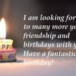 Birthday Greetings For Best Friend