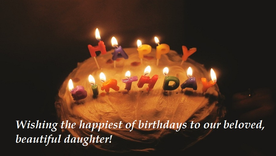 Best Birthday Messages For Daughter