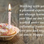 Birthday Wishes For Female Boss