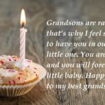 Birthday Wishes and Messages For Grandson