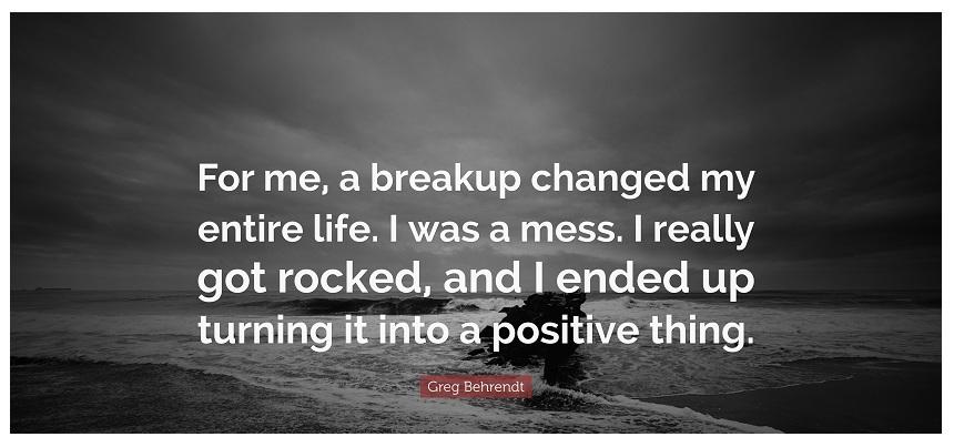 19 Top Break Up Quotes