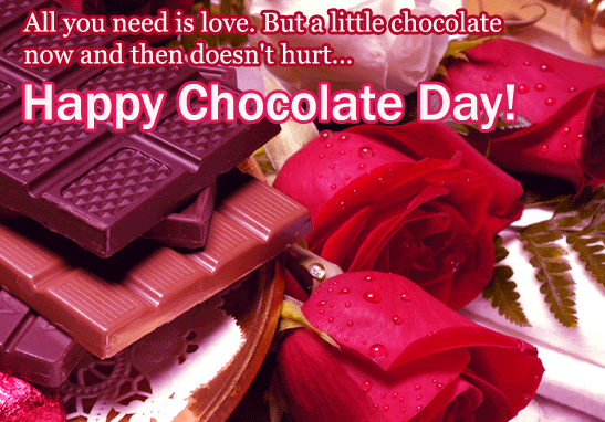 Chocolate Day 2020 Quotes