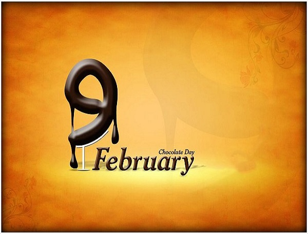 Chocolate Day 9th February