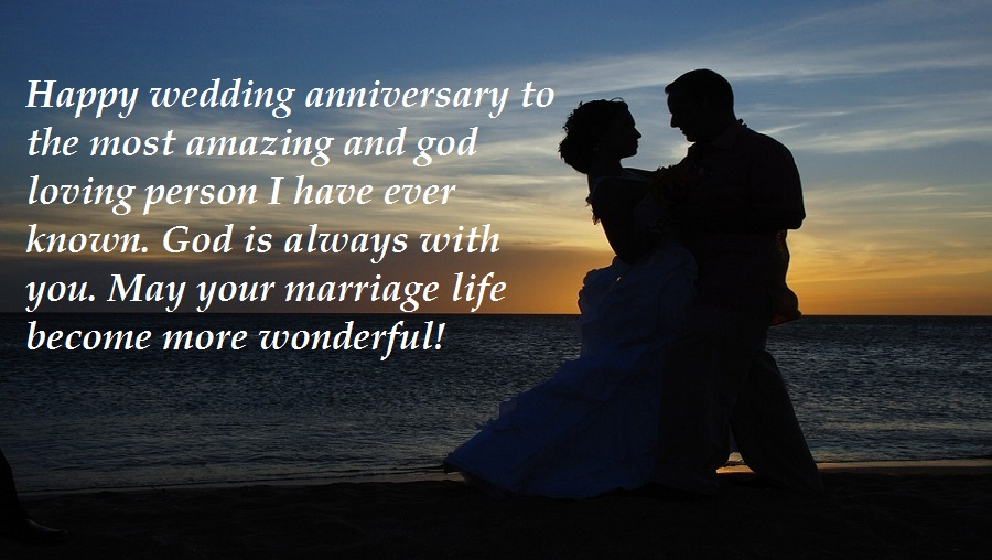 Christian Anniversary Wishes For Mom And Dad