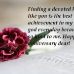 Christian Anniversary Wishes for HusbandWife