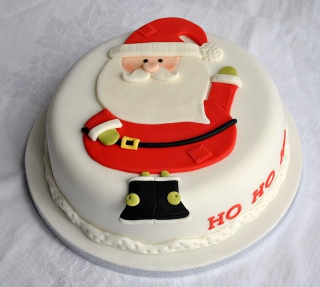 20 Best Christmas Cake Design