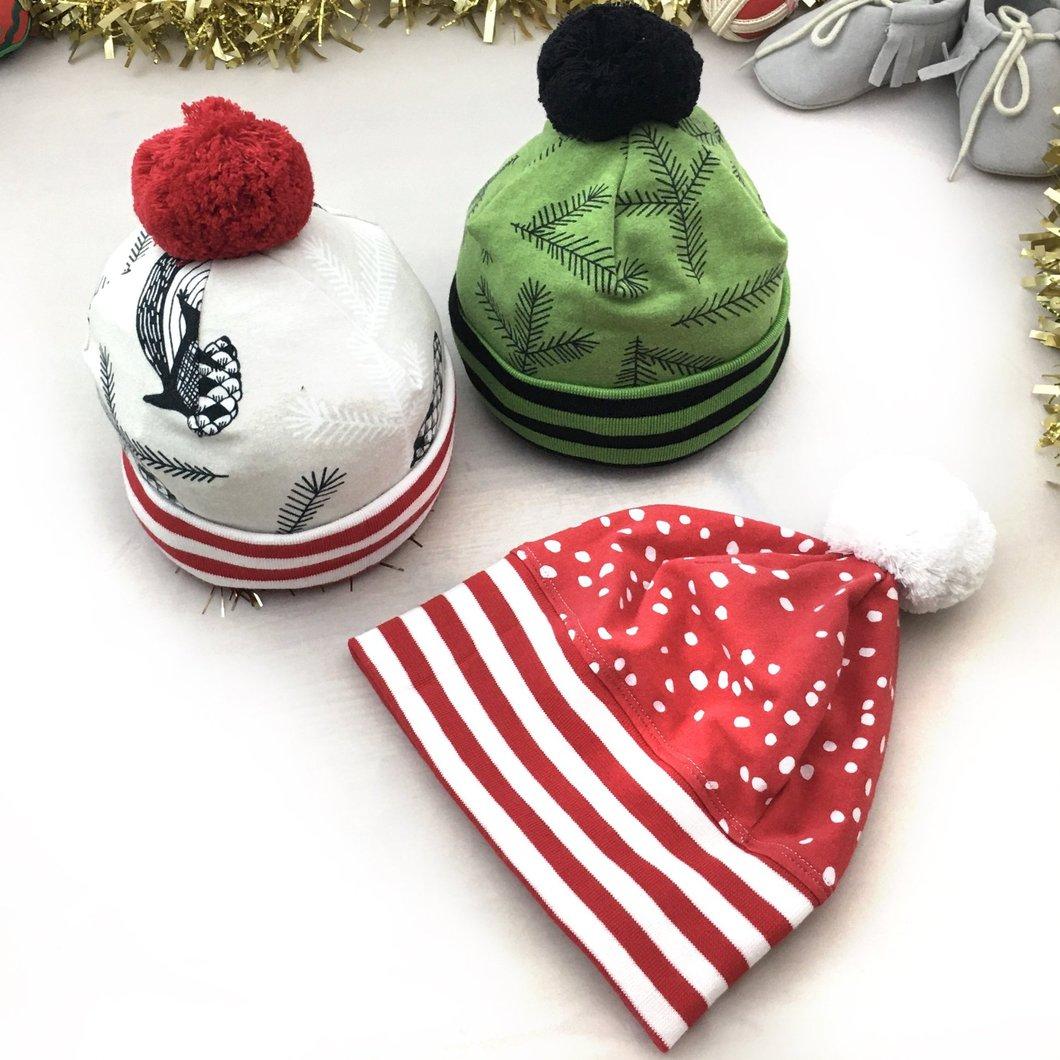 Beautiful Christmas Cap