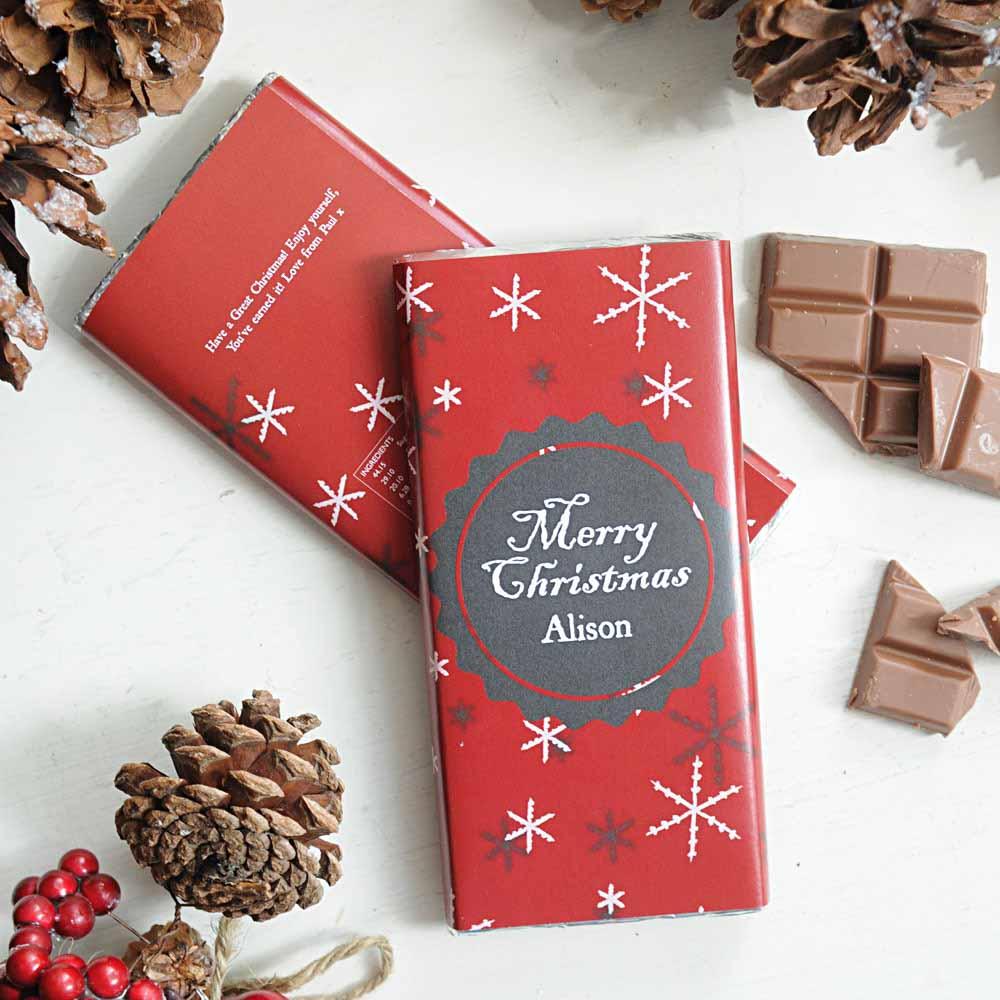 Best Christmas Chocolate