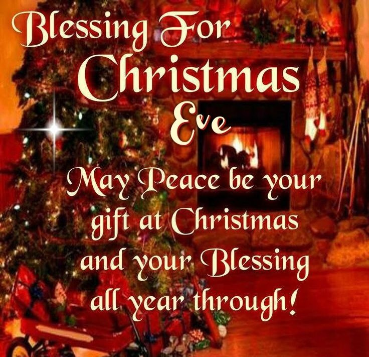 20 Top Christmas Eve Wishes