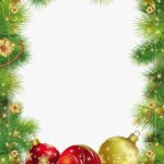 17 Beautiful Christmas Frames