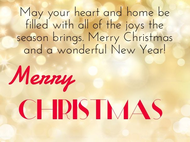 20 Best Christmas Greetings Quotes