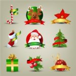 13 Beautiful Christmas Icons
