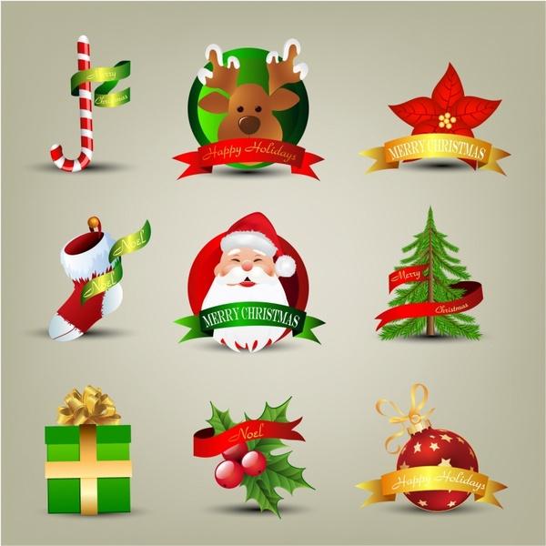 13 Beautiful Christmas Icons