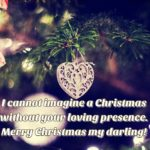 18 Christmas Love Messages For Boyfriend
