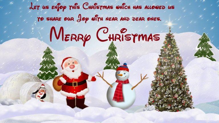 Best Christmas Message