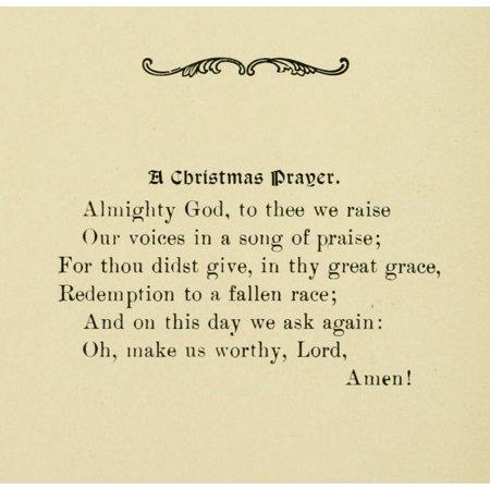 17 Best Christmas Prayer