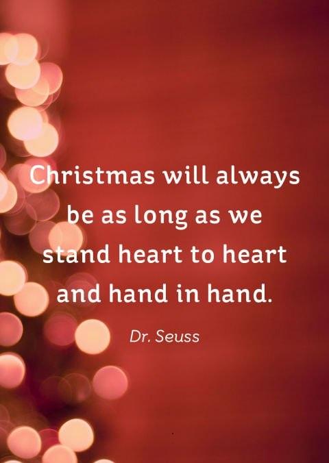 22 Beautiful Christmas Quotation