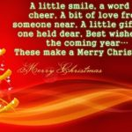 20+ Beautiful Christmas Sayings