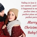 16 Beautiful Christmas Wishes For Boyfriend