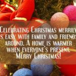 16 Beautiful Christmas Wishes For Family