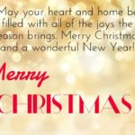 19 Best Christmas Wishes Sayings