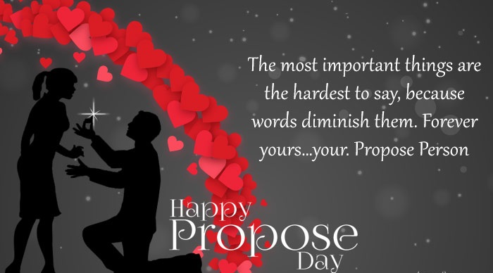 15 Cute Propose Quotes For Her