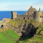 Dunluce Castle,United Kingdom