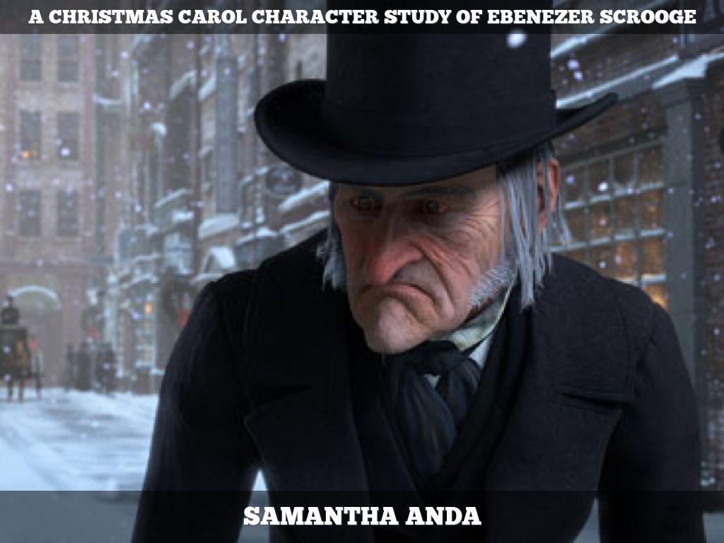 Ebenezer Scrooge