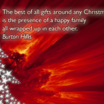Best Family Christmas Quotes